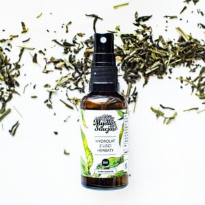 hydrolat z liści herbaty